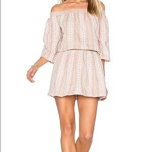 Tularosa • Fiona Embroidered Dress